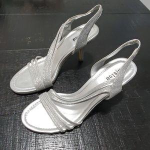 Like new prom high heels. Size 9.5